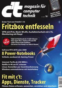 c't Magazin - 27 April 2019