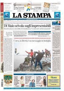 La Stampa Torino Provincia e Canavese - 3 Febbraio 2018