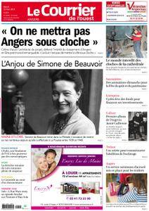 Le Courrier de l'Ouest Angers - 22 mai 2018