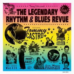 V.A. - Tommy Castro Presents The Legendary Rhythm & Blues Revue Live! (2011)