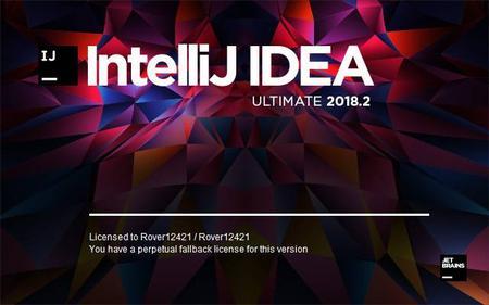 JetBrains IntelliJ IDEA Ultimate 2018.2.4 (Mac/Lnx)