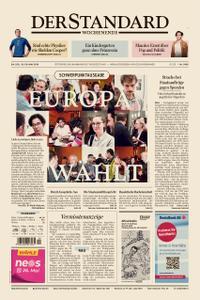Der Standard – 18. Mai 2019