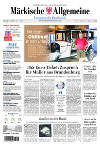 Märkische Allgemeine Luckenwalder Rundschau - 09. Juli 2019