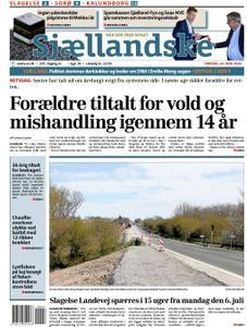 Sjællandske Slagelse – 24. juni 2020