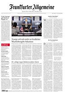 Frankfurter Allgemeine Zeitung - 25 September 2020