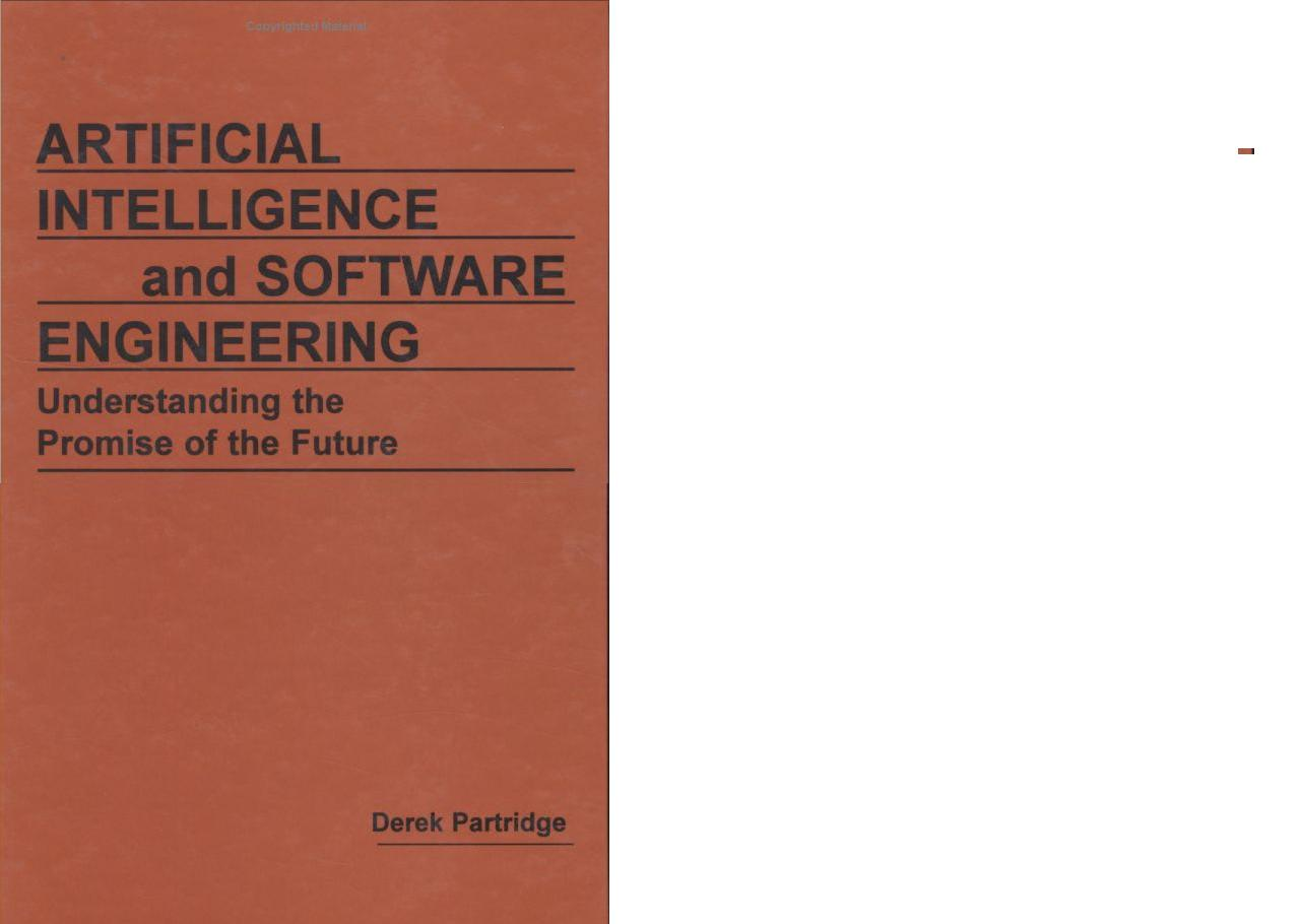 Artificial Intelligence and Software Engineering Understanding the Promise of the Future