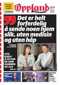 Oppland Arbeiderblad – 18. mars 2019