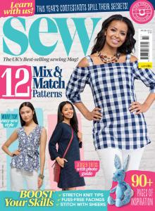 Sew - Issue 122 - April 2019