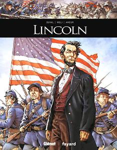 Ils ont fait l'Histoire - Tome 27 - Lincoln (2018)