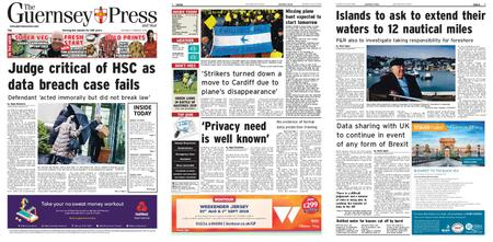The Guernsey Press – 02 February 2019
