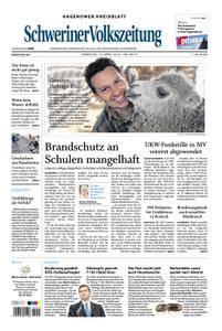 Schweriner Volkszeitung Hagenower Kreisblatt - 10. April 2018