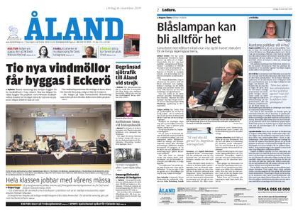 Ålandstidningen – 16 november 2019