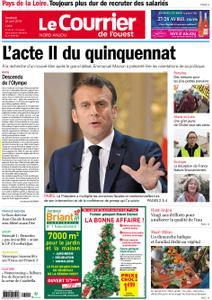 Le Courrier de l'Ouest Nord Anjou – 26 avril 2019
