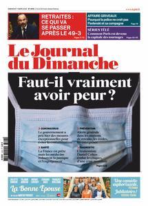 Le Journal du Dimanche - 01 mars 2020