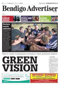 Bendigo Advertiser - July 30, 2018