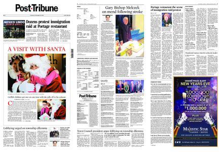 Post-Tribune – December 20, 2018