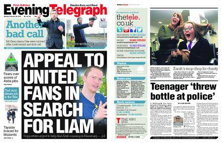 Evening Telegraph First Edition – February 26, 2018