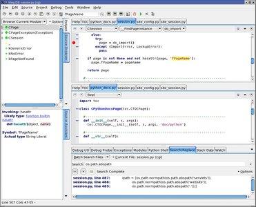 Wingware WingIDE Professional v3.2.3.1 (Win/Linux/MacOSX)