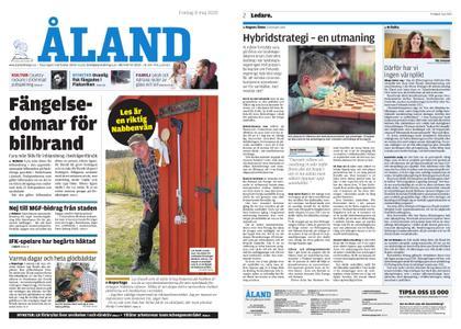 Ålandstidningen – 08 maj 2020