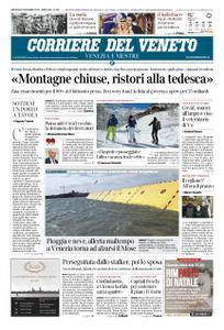 Corriere del Veneto Venezia e Mestre – 02 dicembre 2020