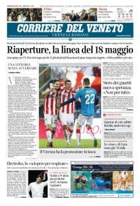 Corriere del Veneto Vicenza e Bassano – 08 maggio 2020