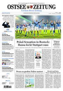 Ostsee Zeitung Wolgast - 20. August 2018
