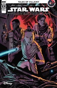 Star Wars Adventures 002 2020 Digital Kileko