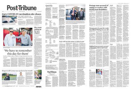 Post-Tribune – June 01, 2021