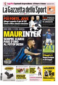 La Gazzetta dello Sport Sicilia – 07 novembre 2018