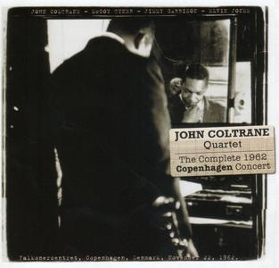 John Coltrane Quartet - The Complete 1962 Copenhagen Concert (2010) {2CD Set Domino Records 891200}