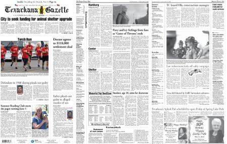 The Texarkana Gazette – May 21, 2019