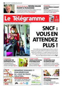Le Télégramme Ouest Cornouaille – 02 juin 2021
