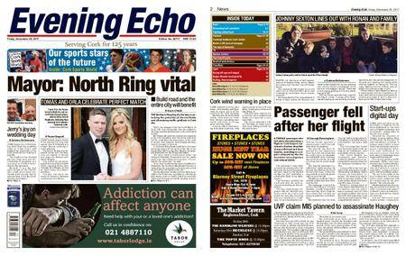 Evening Echo – December 29, 2017