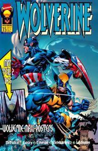 Wolverine 35 Vol 1 2000