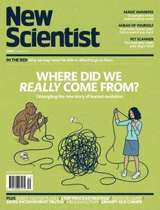 New Scientist International Edition - August 26, 2017