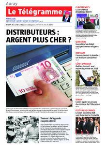 Le Télégramme Auray – 22 mai 2019