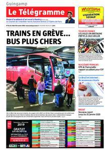 Le Télégramme Guingamp – 29 octobre 2019