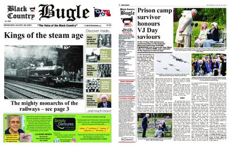 Black Country Bugle – August 26, 2020