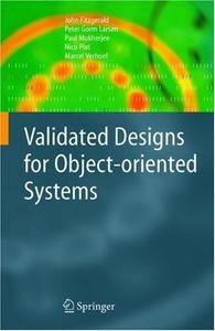 Validated Designs for Object-oriented Systems (Repost)