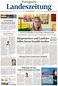 Thüringische Landeszeitung – 07. August 2019