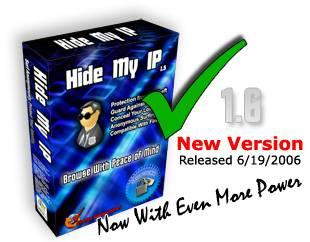 Hide My IP ver. 1.6