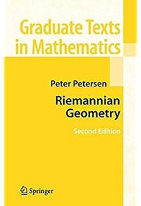 Riemannian Geometry (2nd edition)