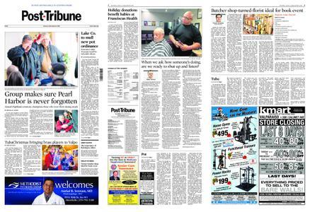 Post-Tribune – December 08, 2019