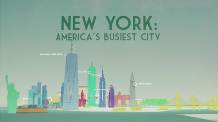 BBC - New York: America's Busiest City (2016)