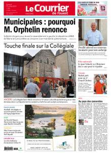 Le Courrier de l'Ouest Angers – 13 juillet 2019