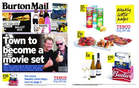 Burton Mail – May 02, 2019