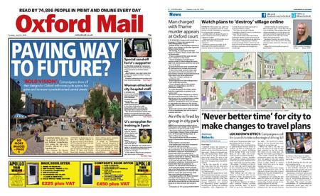 Oxford Mail – July 28, 2020