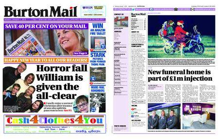 Burton Mail – January 01, 2018