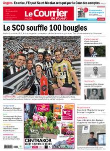 Le Courrier de l'Ouest Angers – 10 octobre 2019