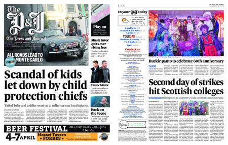 The Press and Journal Moray – February 06, 2019